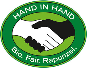 70b8ec59e334d9 For Rapunzel fair trade means being fair to people and also being fair to  nature. This is why we have been focusing on organic cultivation and fair  ...