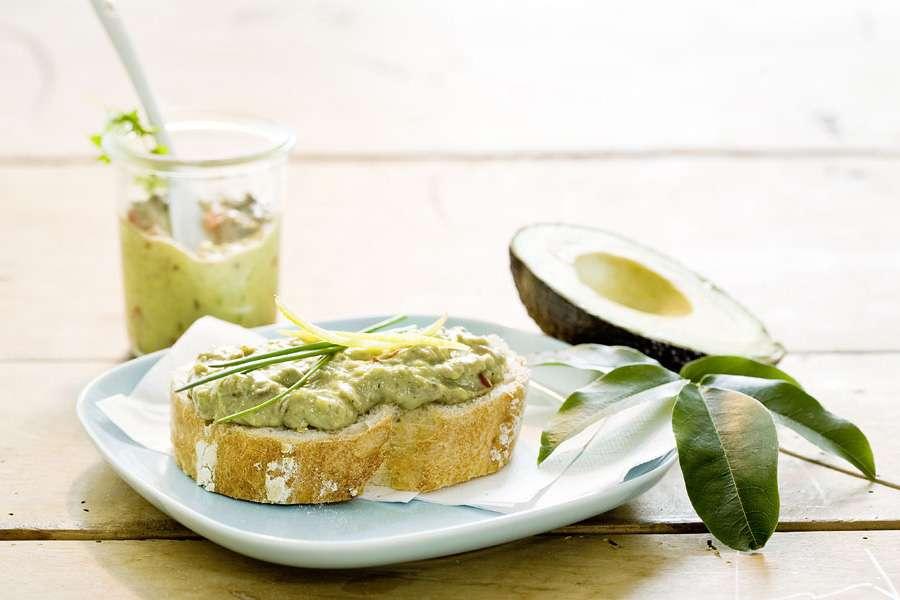 Avocado-Cashew-Aufstrich