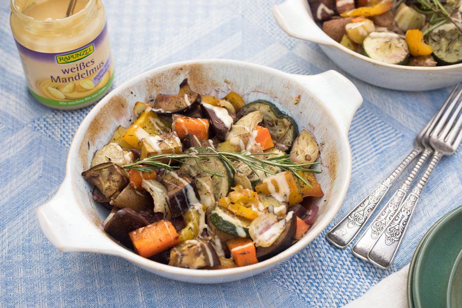 Briam - Greek Roasted Vegetables Alkaline
