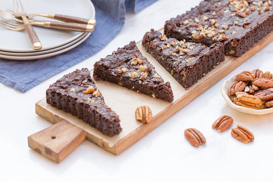 Brownies, klassisch oder vegan