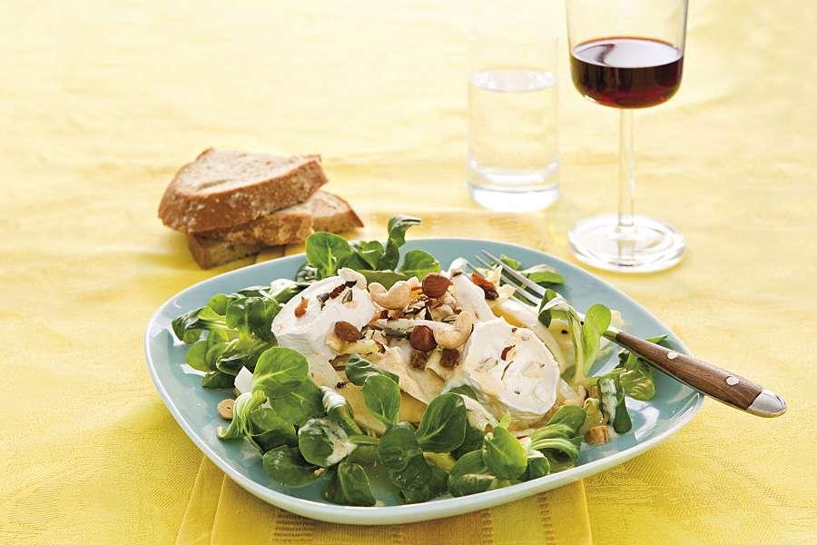Fruchtiger Chicorée Salat