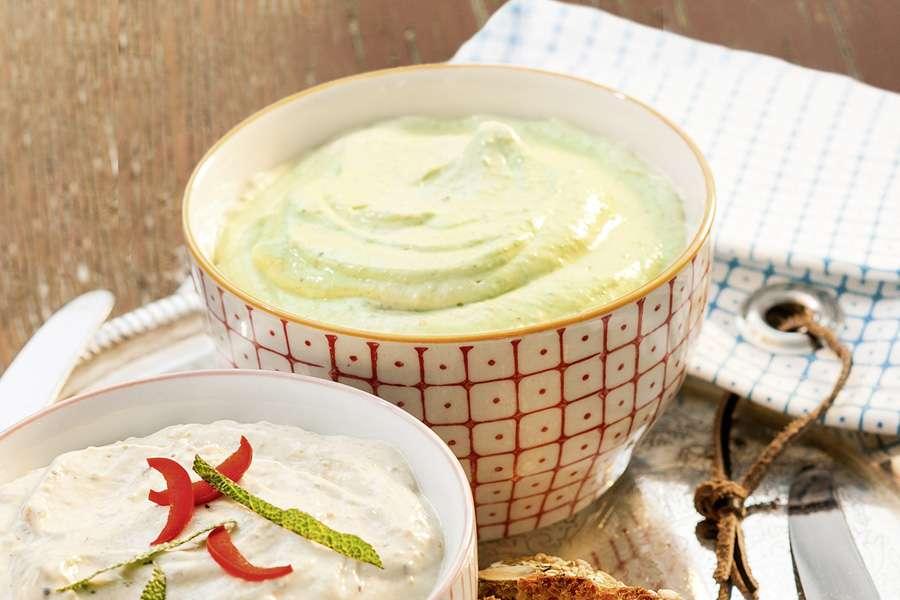 Joghurt-Nuss-Dip