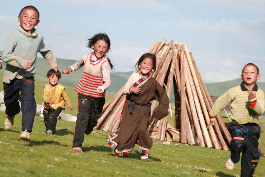 Surviving after the Earthquake, Tibet