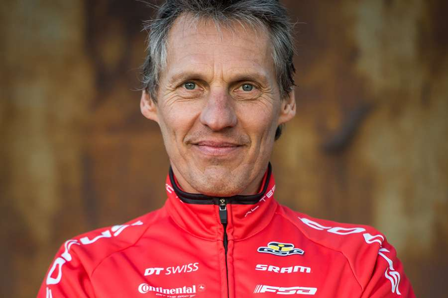 Matthias Beck Diplomtrainer Focus Mountainbike Team
