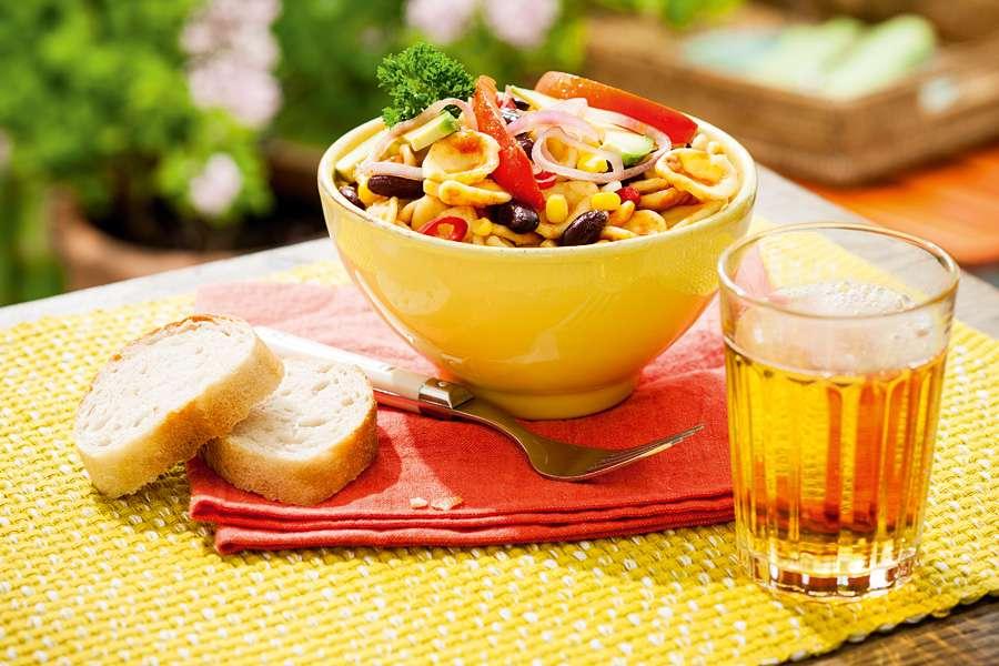 Orecchiette Salat Mexican Style