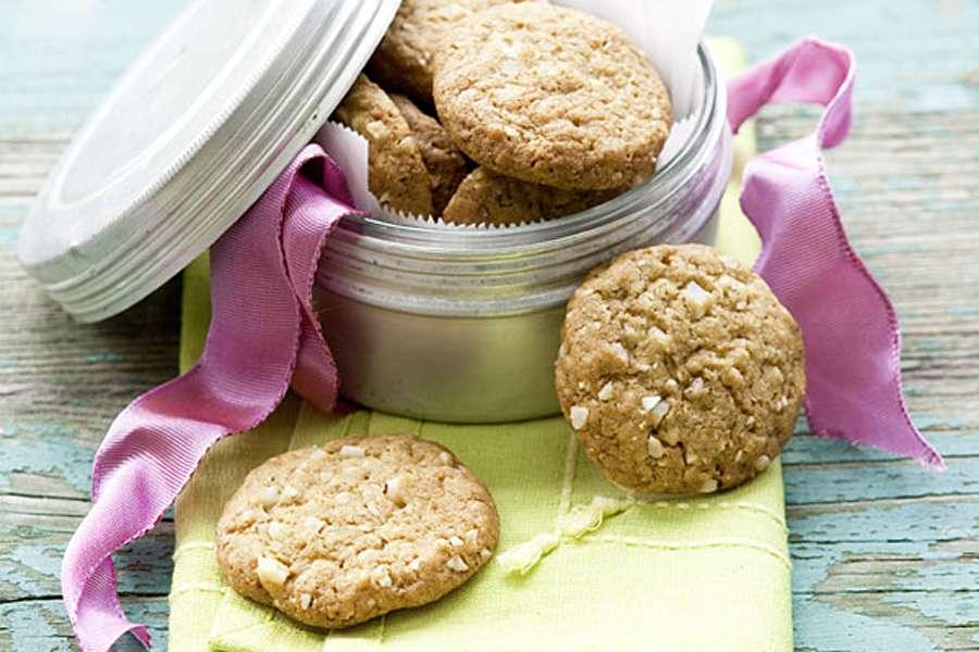 Paranuss-Cookies