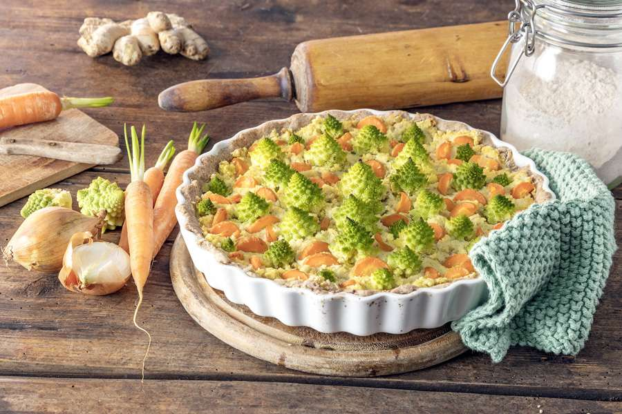 Romanesco-Curryquiche