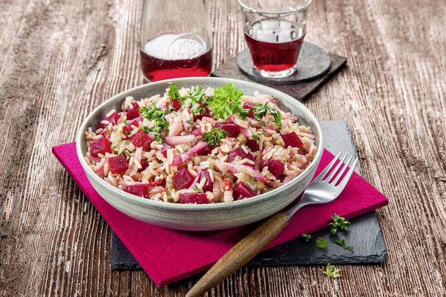 Rote Bete-Reissalat
