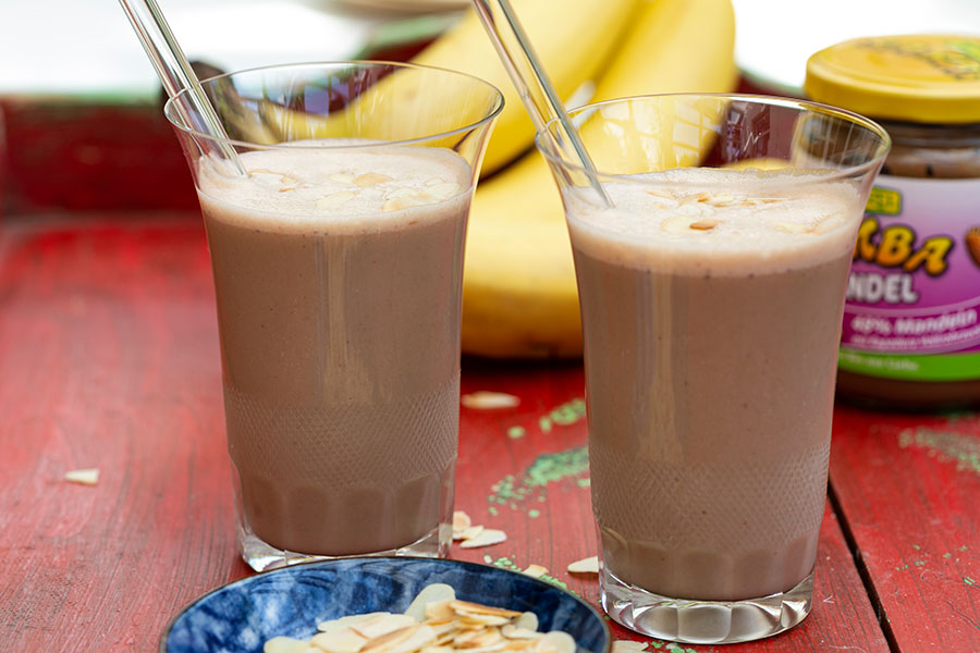 Shake with Samba and banana