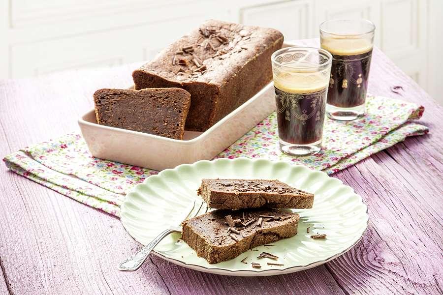 Bio Rezept Von Christopher Hinze Schokoladen Nuss Kuchen Mit Einem