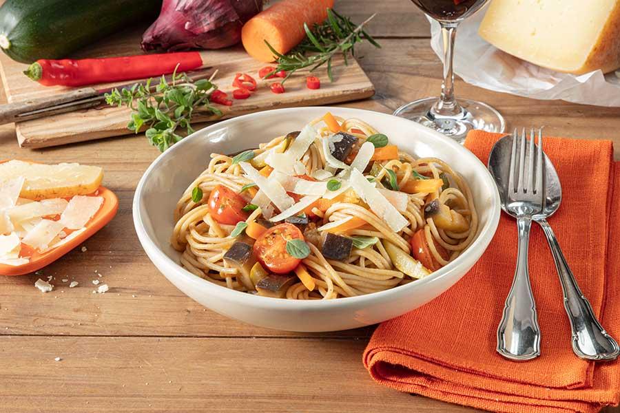 Spaghetti alla pecoraia