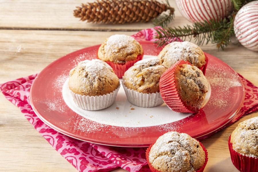 Stollen-Muffins