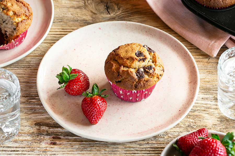 Mandel-Tonka Muffins