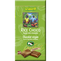 1430295 Rice Choco vegan bright chocolate, HAND IN HAND