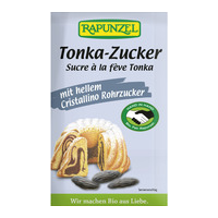 Tonka sugar with Cristallino, HAND IN HAND