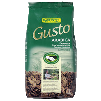 1486110 Gusto coffee Arabica ground, HAND IN HAND