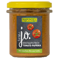 jo. Bread spread tomato-pepper