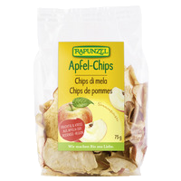 Apfel-Chips