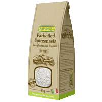 Parboiled speciality long-grain rice white, 1kg