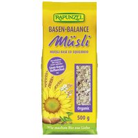 Acid-Base balance muesli