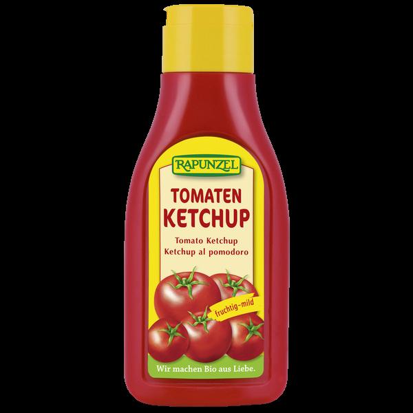 bio produkt ketchup in der squeezeflasche rapunzel naturkost. Black Bedroom Furniture Sets. Home Design Ideas