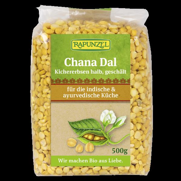 Chana Dal, chickpeas halves, peeled